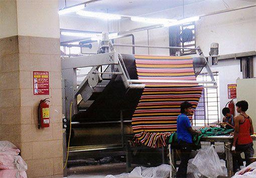 Textilien Bangladesh